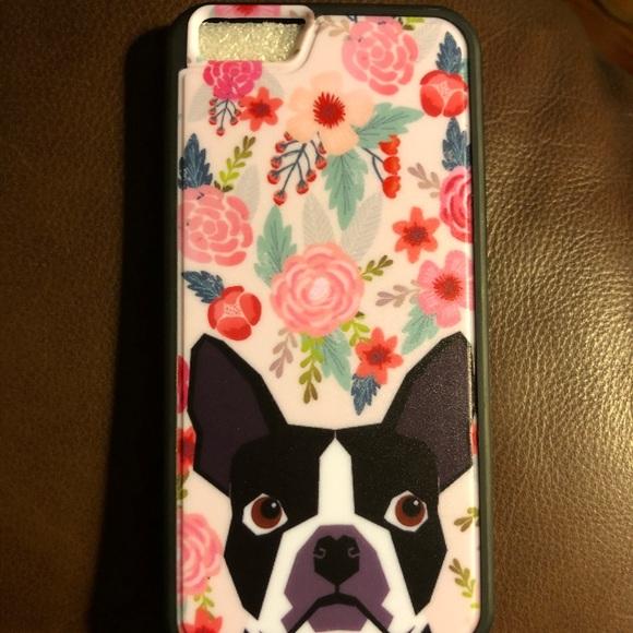 786ea671ce Accessories | Boston Terrier Iphone 6 Case | Poshmark